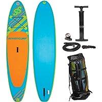 Sportstuff Adventure - Tabla de Surf de Remo con Accesorios