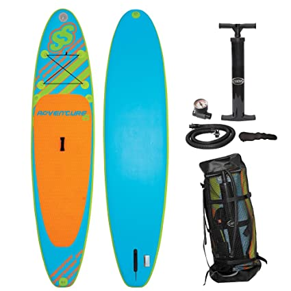 Sportstuff Adventure - Tabla de Surf de Remo con Accesorios  Amazon ... ea1807fccf4