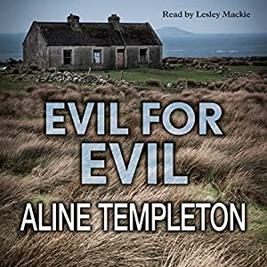 Evil for Evil Audiobook