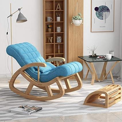 Upholstered Glider and Ottoman, Comfort Rocking Nursery