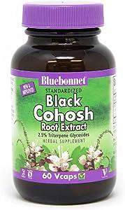 BLUEBONNET Nutrition STANDARDIZED Black Cohosh Root Extract