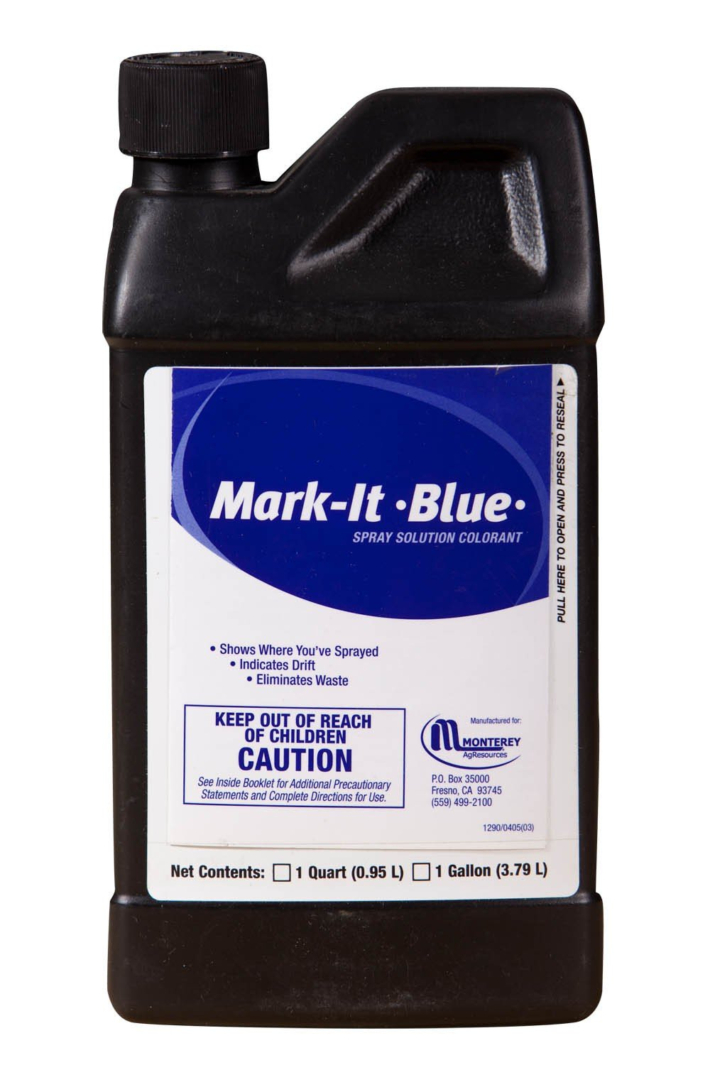 Monterey Mark-It Blue 32oz