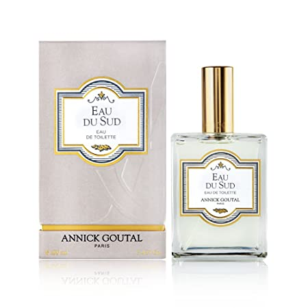 Annick Goutal Eau de Sud Parfum for Men, 3.4 Fl Oz