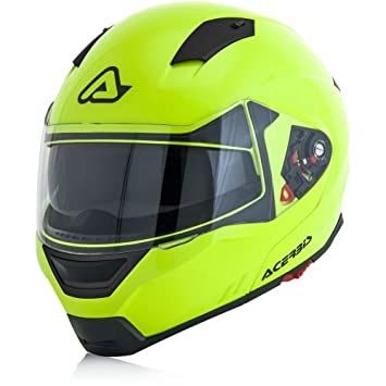Acerbis Casco Box g-348 Amarillo Fluo Xxl (integral)/Helmet Box g