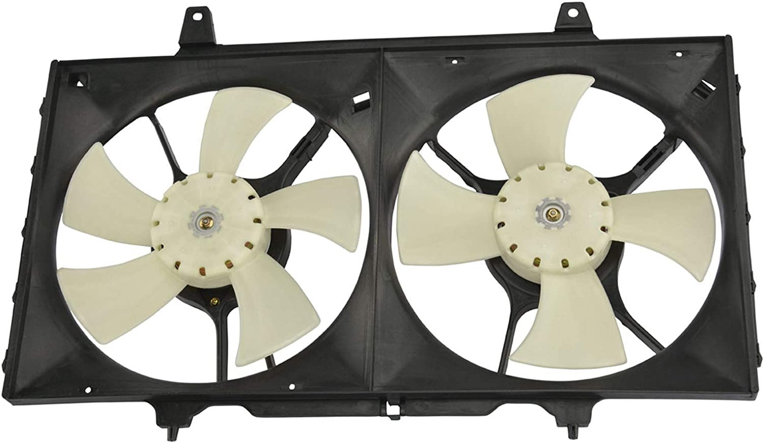 Radiator Cooling Fan & Motor Assembly for 98-01 Nissan Altima 2.4L