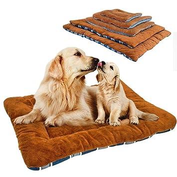 Amazon.com: Sunshine Klai - Alfombrilla de cama para perros ...