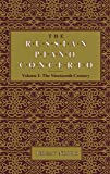 img - for The Russian Piano Concerto: The Nineteenth Century (Russian Music Studies) (Volume 1) book / textbook / text book