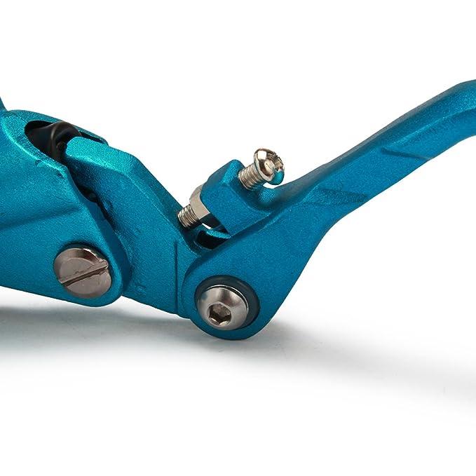 Manguera de embrague hidráulico JFG RACING con palanca y cilindro maestro de 1200 mm para motocicletas 125 cc, 250 cc y motos de cross: Amazon.es: Coche y ...
