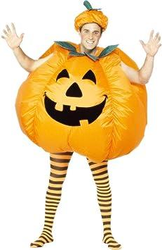 NET TOYS Traje de Calabaza de Halloween Disfraz Vestuario: Amazon ...
