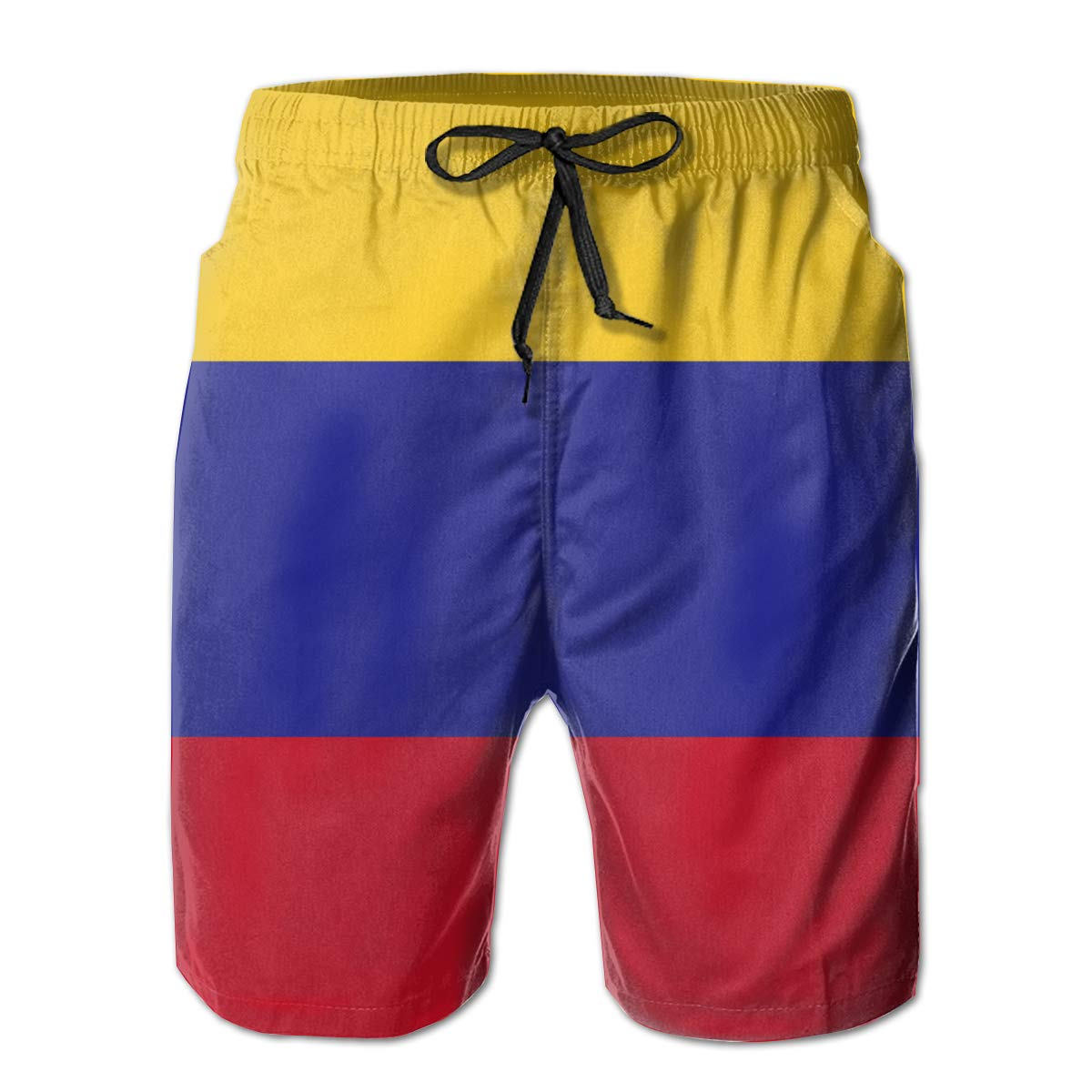 Mens 3D Printed Swim Trunks Quick Dry Summer Surf Board Shorts Swimwear Pants