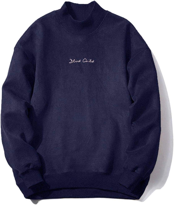 CNSTORE Men Crew Neck Graphic Print Suede Sweatshirt