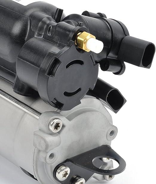 Luftkompressor+Ventilblock F/ür W164 X164 A1643200304 A1643200204 A1643201204