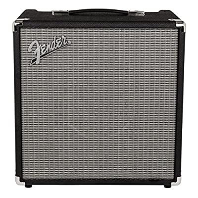 Fender Rumble 40 v3 Bass Combo Amplifier: Musical Instruments