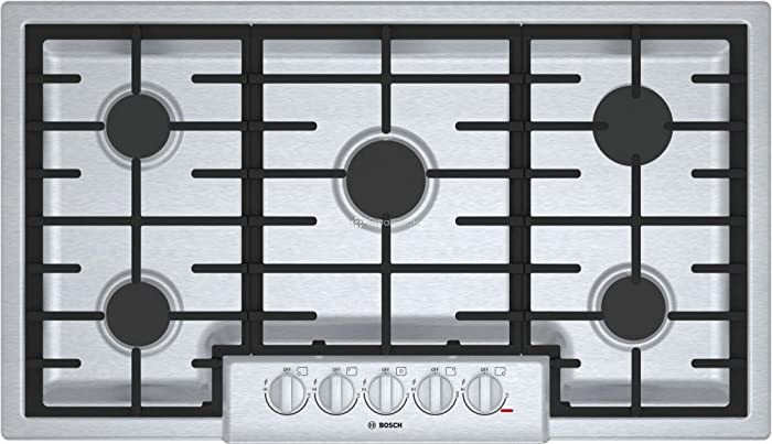 Top 10 36 Bosch Cooktop