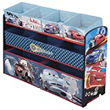 Delta Children Deluxe 9 Bin Toy Organizer, Disney/Pixar Cars