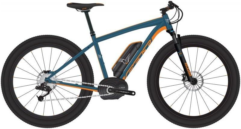 FELT LebowskE E-Fatbike Elektro Fatbike High End - Bicicleta eléctrica con cambio de marchas 1x11 con motor Bosch y batería de 400 Wh, modelo 2016 (18,5