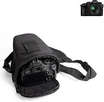K-S-Trade para Panasonic Lumix DMC-FZ1000: Bolsa per Camera DSLR ...