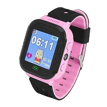 Naroote Reloj para niños,Kid Smartwatch C¢Mara para ni?os Tel ...