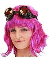 Scott Pilgrim Vs. The World Ramona Flowers Costume Wig