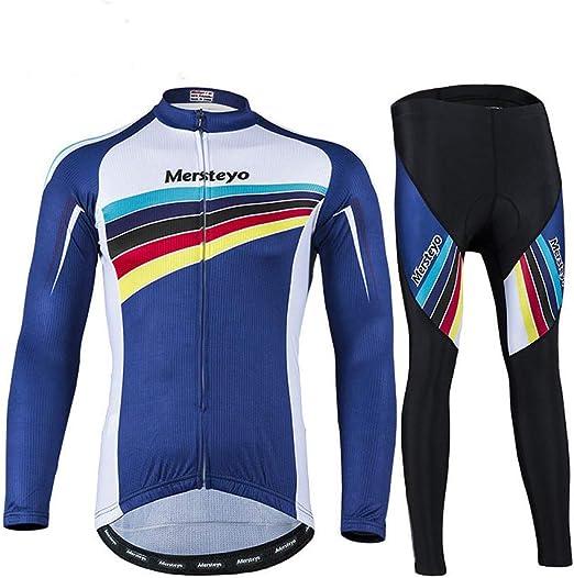 jersey Trajes De Ciclismo para Hombre Ciclismo Babero Pantalones ...
