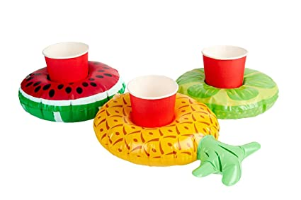 Smiffys 50887 - Soporte hinchable para bebidas de frutas, unisex ...
