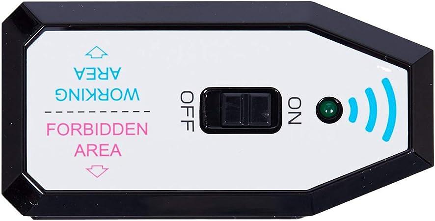 Naliovker Electrowall Barrera de Pared para Ilife A6 V7S V7S V5S Pro Robot Aspirador Partes Sensor Navegación Virtual Parachoques de Pared: Amazon.es: Hogar