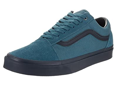 e857919a961 Image Unavailable. Image not available for. Color  Vans Unisex Old Skool  (C D) Blue Ashes Parisian Night Skate Shoe 6.5 Men