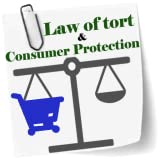 Law of tort and consumer protection