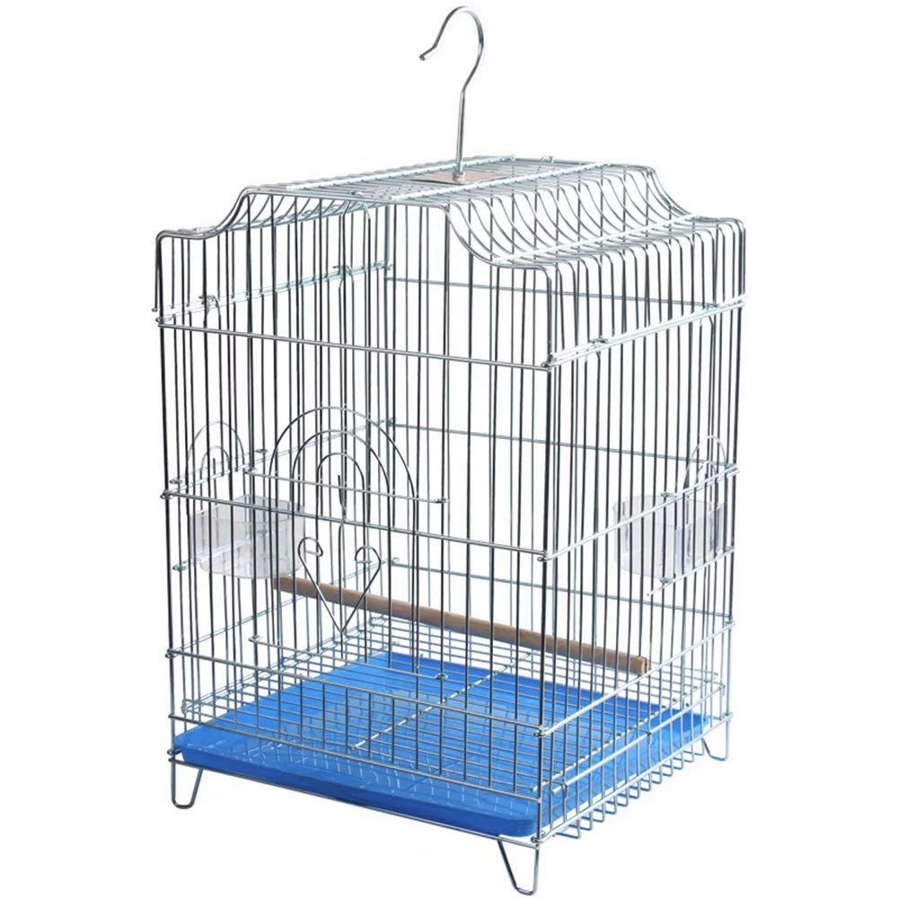 Small Bird Cage - for Finch Canary Budgie and Other Similar Sized Birds(303344cm) by GL-birdcage