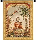 Buddha French Wall Art Tapestry