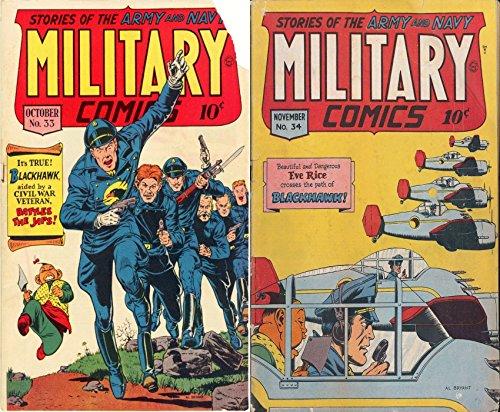 Buy comics golden age war