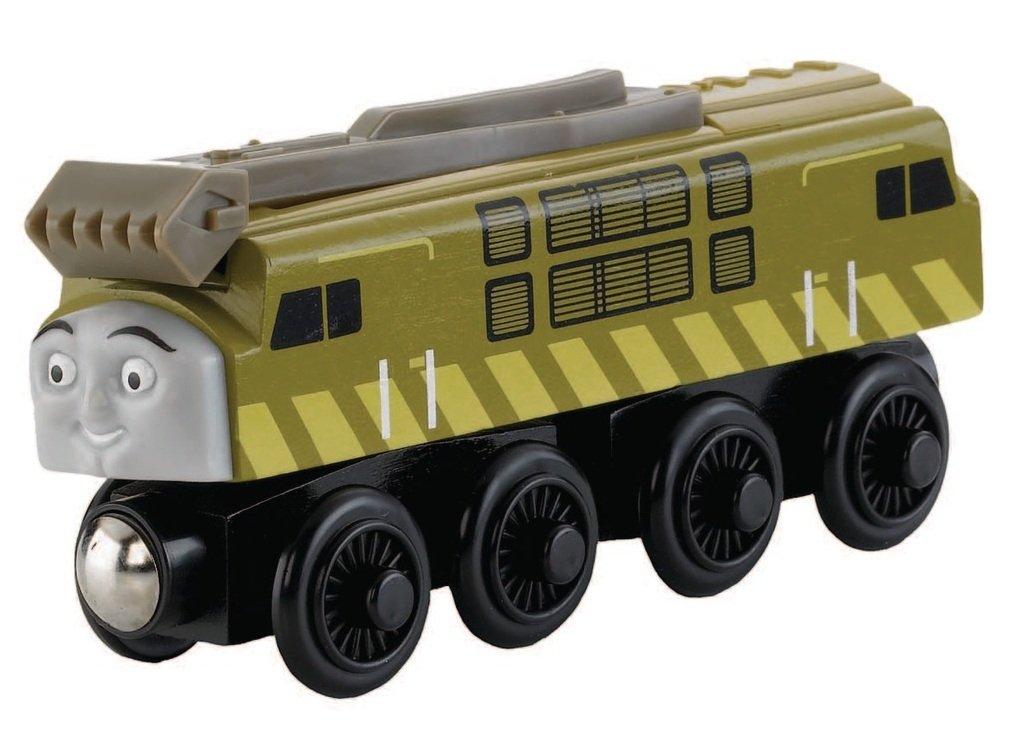 Thomas & Friends Fisher-Price Wooden Railway, Diesel 10