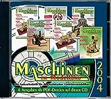 Maschinen im Modellbau - Jahrgangs CD 2004