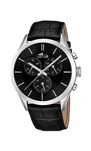 297a6fad75d1 Lotus 18119 2 - Reloj de Pulsera Hombre