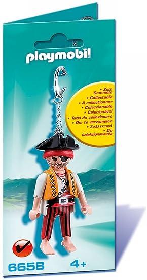 Playmobil - Llavero Pirata (6658)