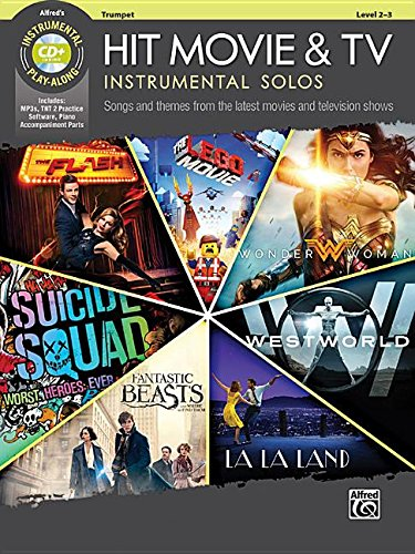 Themes Trumpet (Hit Movie & TV Instrumental Solos: Songs and Themes from the Latest Movies and Television Shows (Trumpet), Book & CD (Alfred's Instrumental Play-Along))