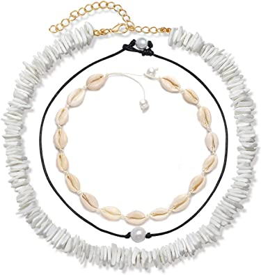 collier homme plage