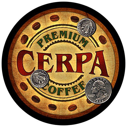 cerpa-family-coffee-rubber-drink-coasters-set-of-4
