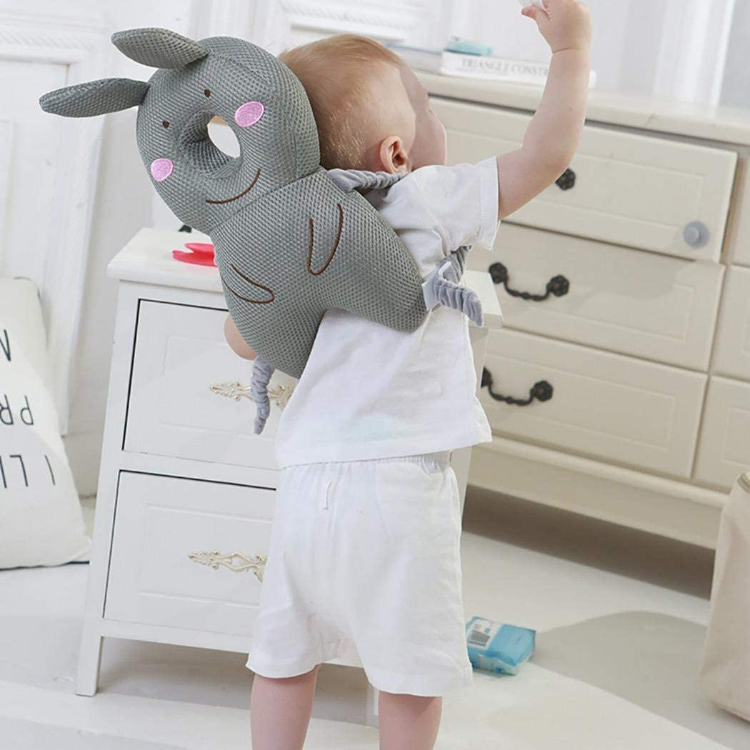 DASS Kleinkinder verletzt Werden fnemo Baby-Kopfschutz,Kopfschutzkissen f/ür Kleinkinder Baby-R/ückenschutz Verhindert