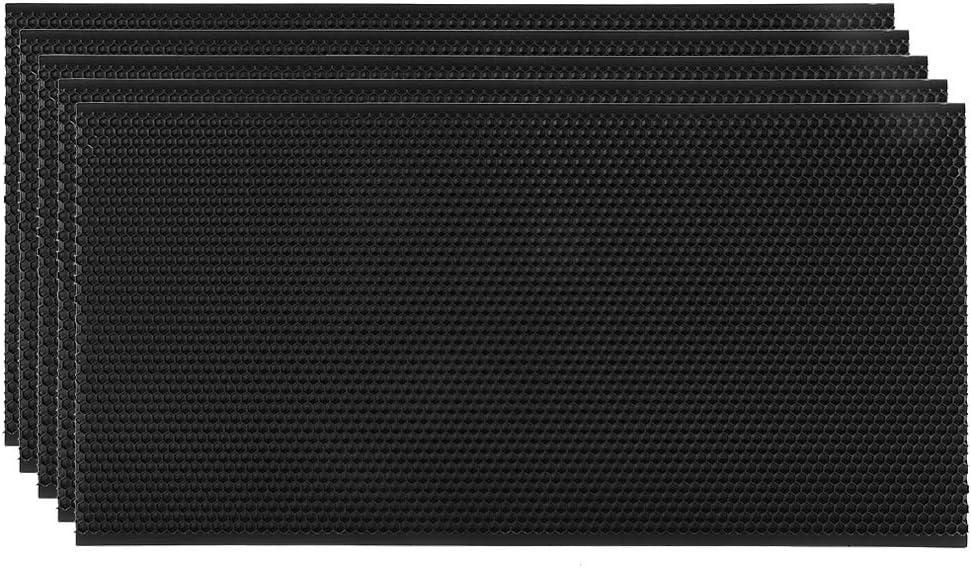 TOPINCN Colmena de Bases de Colmena 5pcs / Set Hojas de plástico para Equipos de Apicultura de reemplazo Langstroth Fácil de ensamblar sin Marco(42.5 * 21cm)