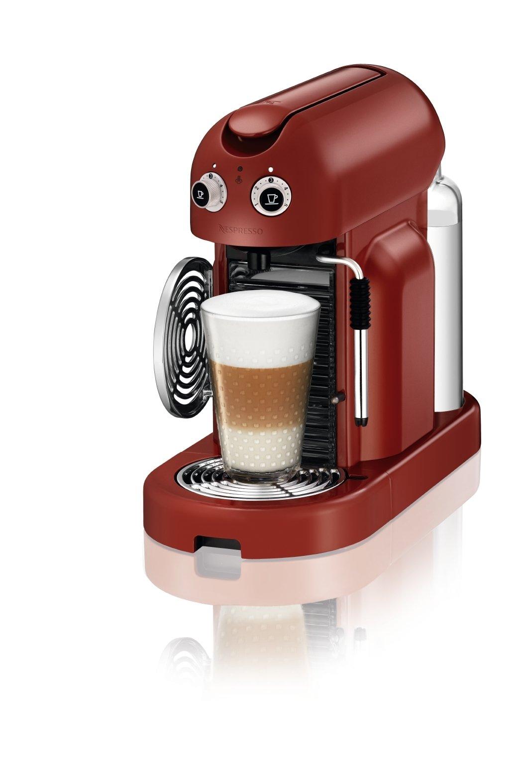 Nespresso Maestria C500 Espresso Maker, Rosso by Nespresso
