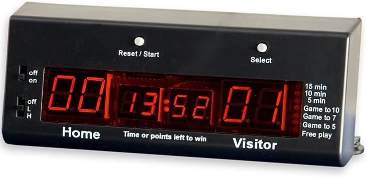 Maxstore - Marcador electrónico para futbolín, pantalla digital ...
