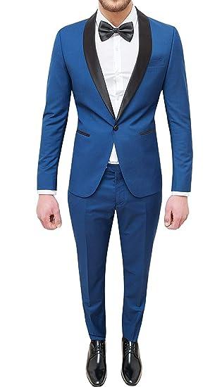 FB CLASS - Vestido de Ceremonia con Camisa y Pajarita para Hombre ...