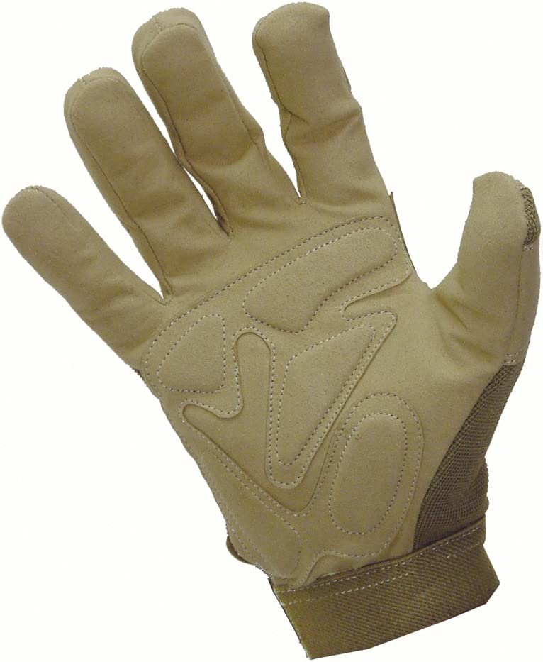 Coyote Medium VooDoo Tactical 20-9120007093 Crossfire Gloves
