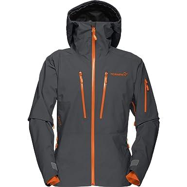 3d3d633417b Norrona Women s Lofoten GORE-TEX Pro Ski Jacket - Cool Black - LRG ...