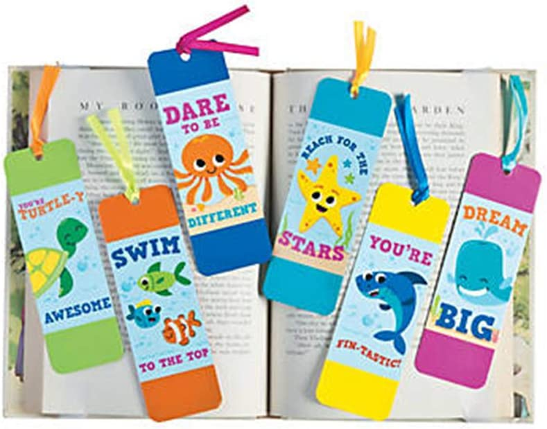 Lua Shark Sea Creature Pencils and Notepads Shark Tattoos Sea Life Stampers Under the Sea Party Favors for 12 Kids Pool Party Prizes for Goody Bags Ocean Animal Stickers and Fun Bookmarks Ocean Theme Party Supplies Mermaid