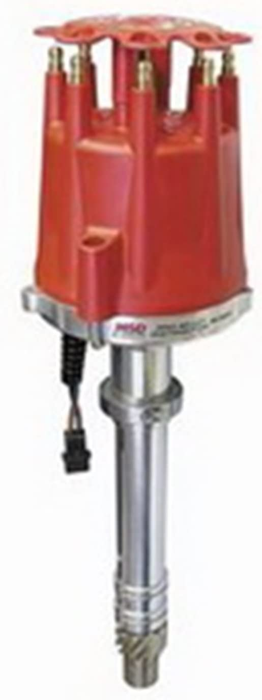 amazon.com: msd 85501 pro-billet distributor with locked-out ...  amazon.com