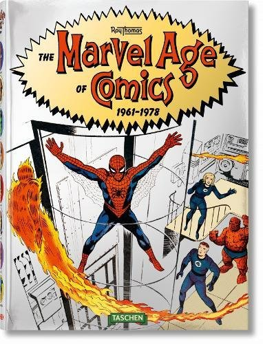 The Marvel Age of Comics 1961-1978