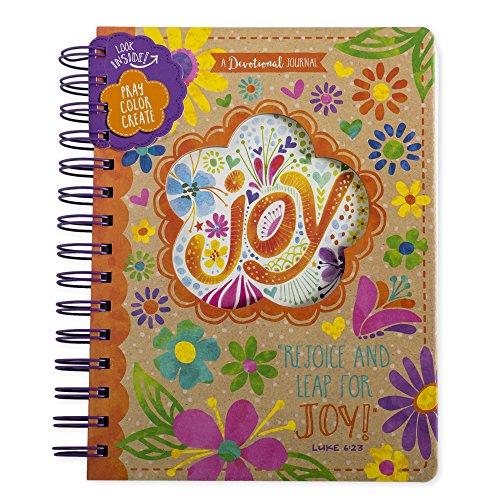 Let Your Light Shine Devotional Journal - Joy (Great Easter Gifts For Tweens)
