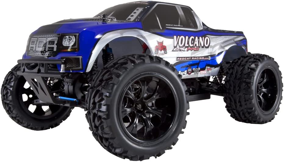Redcat Racing Volcano EPX PRO Brushless Electric RC Truck